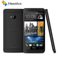 الهواتف المحمولة الأصلية غير مقفلة HTC ONE M7 2GB RAM 32GB ROM الهاتف الذكي 4.7 بوصة شاشة أندرويد 5.0 رباعية النواة شاشة تعمل باللمس HTC M7
