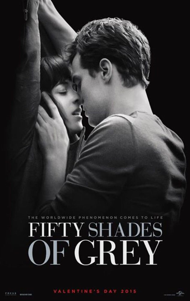 ShunQian FIFTY SHADES OF GREY Poster Canvas Poster-Living Room Decor Posters Fabric