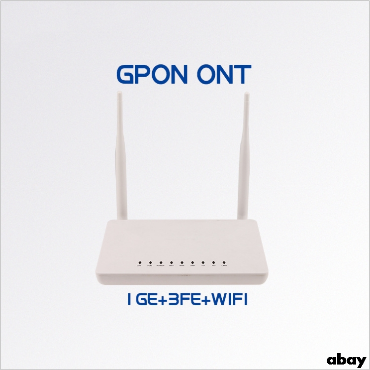 New Original Onu Ont Termianl Gpon Hg8546m Port 1ge+3fe+tel+wifi English Version Compatible With Hua Wei Olt Mild And Mellow Cellphones & Telecommunications