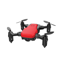 Pocket Drone With Camera HD Camera Foldable RC Quadcopter Altitude Hold Helicopt