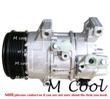 AUTO AC COMPRESSOR FOR TOYOTA RAV4 OUTER DIAMETER 115MM INNER DIAMETER110MM For Toyota Compressor