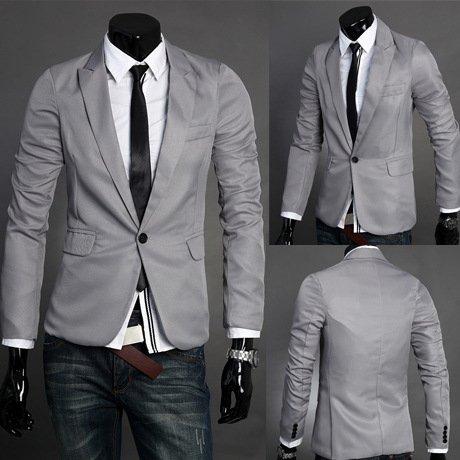 High Quality Mens Short Blazer Promotion-Shop for High Quality ...