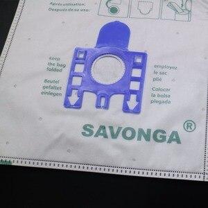 Image 5 - 10 pièces de haute qualité pour Miele FJM sac à poussière pour MIELE FJM GN Type aspirateur Hoover sacs à poussière et filtres chat chien taille 270*270MM