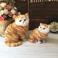 7 стили для выбора игрушки животных кошка будет пиппи детская домашних кошек плюшевые игрушки украшения подарок на день рождения Электронные Домашние Животные игрушки