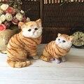 7 estilos para a seleção de animais de brinquedo das crianças do gato vai meowth gatos de estimação ornamentos presente de aniversário de brinquedo de pelúcia Eletrônico Animais de Estimação brinquedos