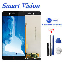 5.2'' For ZTE nubia Z11 mini S NX549J LCD Display and Touch Screen For ZTE nubia Z11 mini S NX549J