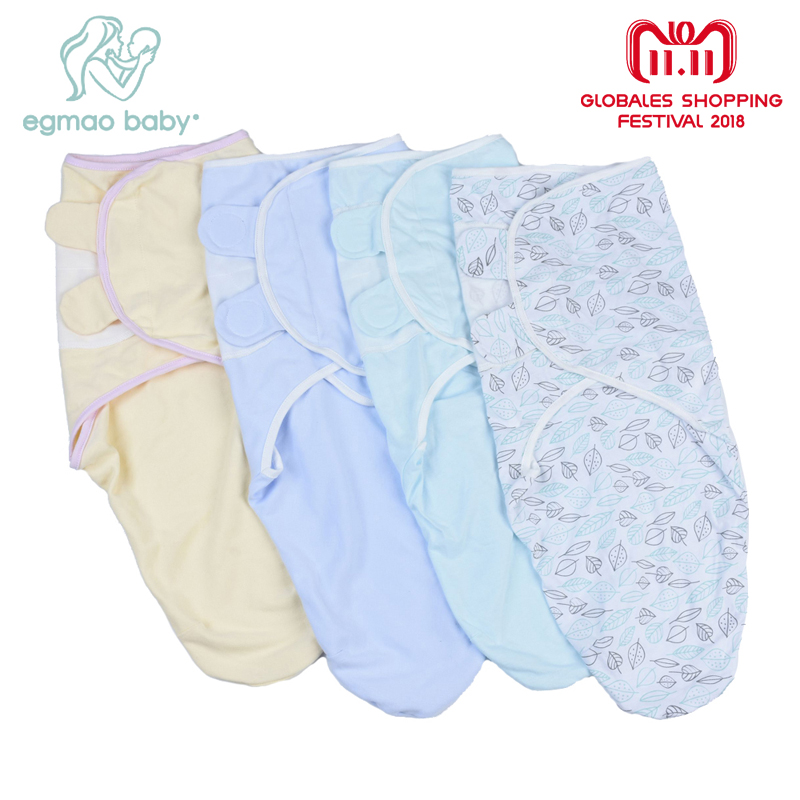 Newborn Baby Swaddle Wrap Parisarc Cotton & Bamboo Soft Infant Newborn Baby Products Blanket & Swaddling Wrap Blanket Sleepsack removable liner baby infant swaddle blanket 100