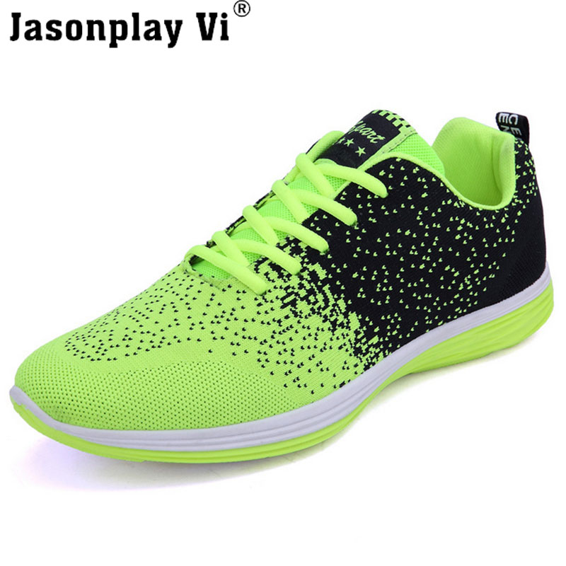 Jasonplay Vi & NEW Adults COUPLE MEN SHOES 2016 Fashion Breathable Air Slip Mixed color Shoes Casual Men Shoes Hot Sale WZ274