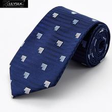 Шелковый галстук LilySilk для мужчин, чистый китайский элегантный высококачественный новый официальный мужской деловой аксессуар, бесплатная доставка