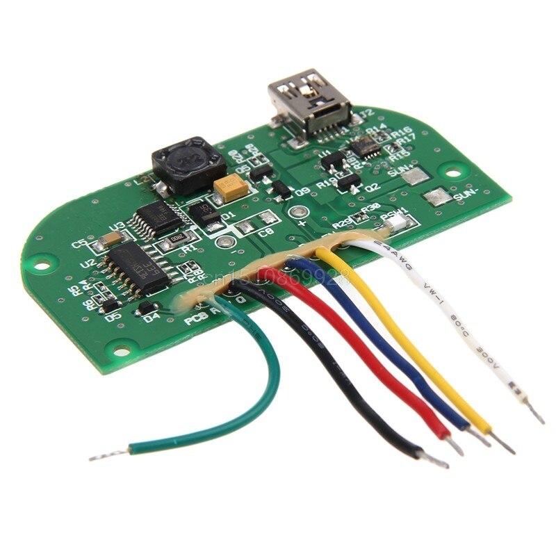 5V Receiver Module Solar Charger Solar Controller 3.7V Lithium Battery Module M126 hot sale