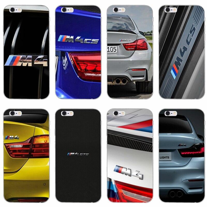 Bmw Z2: Car Bmw M4 Logo Silicone Soft Phone Case For Sony Xperia Z