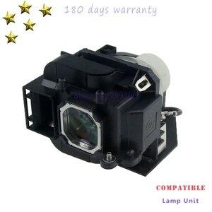 Image 1 - NP23LP Projector Kale Lamp met behuizing Voor NEC NP P401W/NP P451W/NP P451X/NP P501X/NP PE501X/P401W/ p451W/P451X/P501X/PE501X