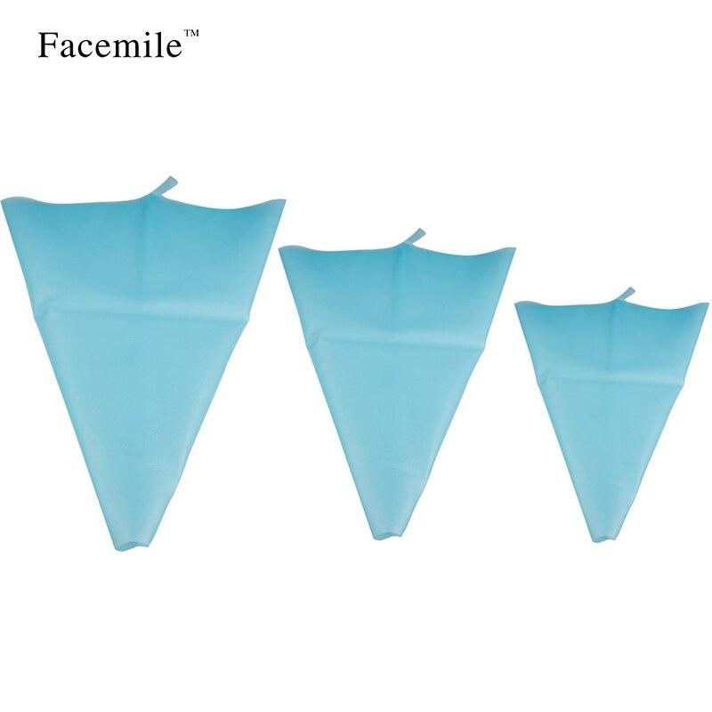 Facemile 3pcs / set Қайта қолданылатын - Тағамдар, тамақтану және бар - фото 1