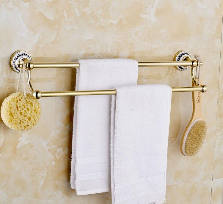 Aliexpress.com : Buy Hotel Vintage Style Bathroom Towel Bars ...