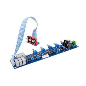 Image 5 - AIYIMA NE5532 Preamplifier Tone Bord HIFI Preamplifier 5.1 Volume Control Tone EQ Preamp For 5.1 Amplifier Diy AC15V 0 AC15V