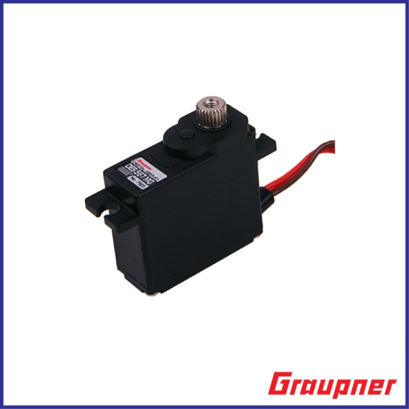 Graupner DES 567 MG Torque 12mm Digital Servo RC Servos For RC Remote Control Model