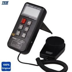 TES-1336A Digital LUX Meter Misuratore di Luce Registrazione Dei Dati Con Interfaccia USB di Memoria 16000 Punti Data Logger