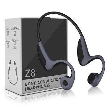 Original Z8 headphones Bluetooth 5.0 Bone Conduction Headsets Wireless Sports earphones Handsfree HeadsetsSupport Drop Shipping 10