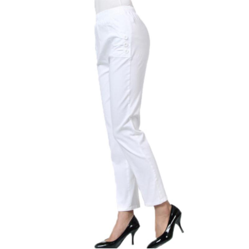2019 Summer Women   Pants     Capris   Ladies Plus Size Casual   Pants   Elastic Waist Harem   Pants   Women Pantalon Female S362