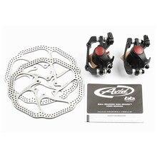 AVID BB5 Disc Brake Calipers With Bicycle Rotors avid code bicycle disc brake reservoir