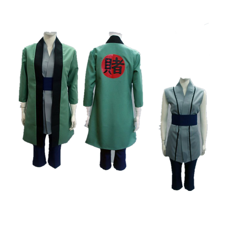 Free Shipping Cosplay Costume Naruto Tsunade New in Stock Retail / Wholesale Halloween Christmas Party Uniform