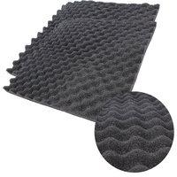 50 X 50cm Thickness 3cm Acoustic Foam Treatment Sound Proofing Sound Absorbing Cotton Noise Sponge Excellent