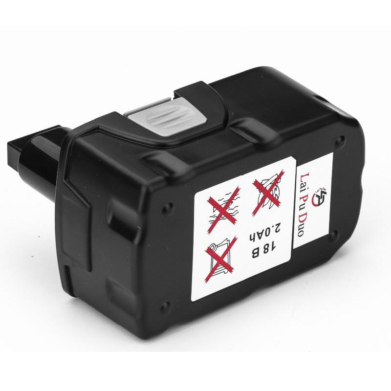 1A 18V 12V 9.6V Ladegerät für AEG Werkzeug-Akkus 7.2V 14.4V 1.5A