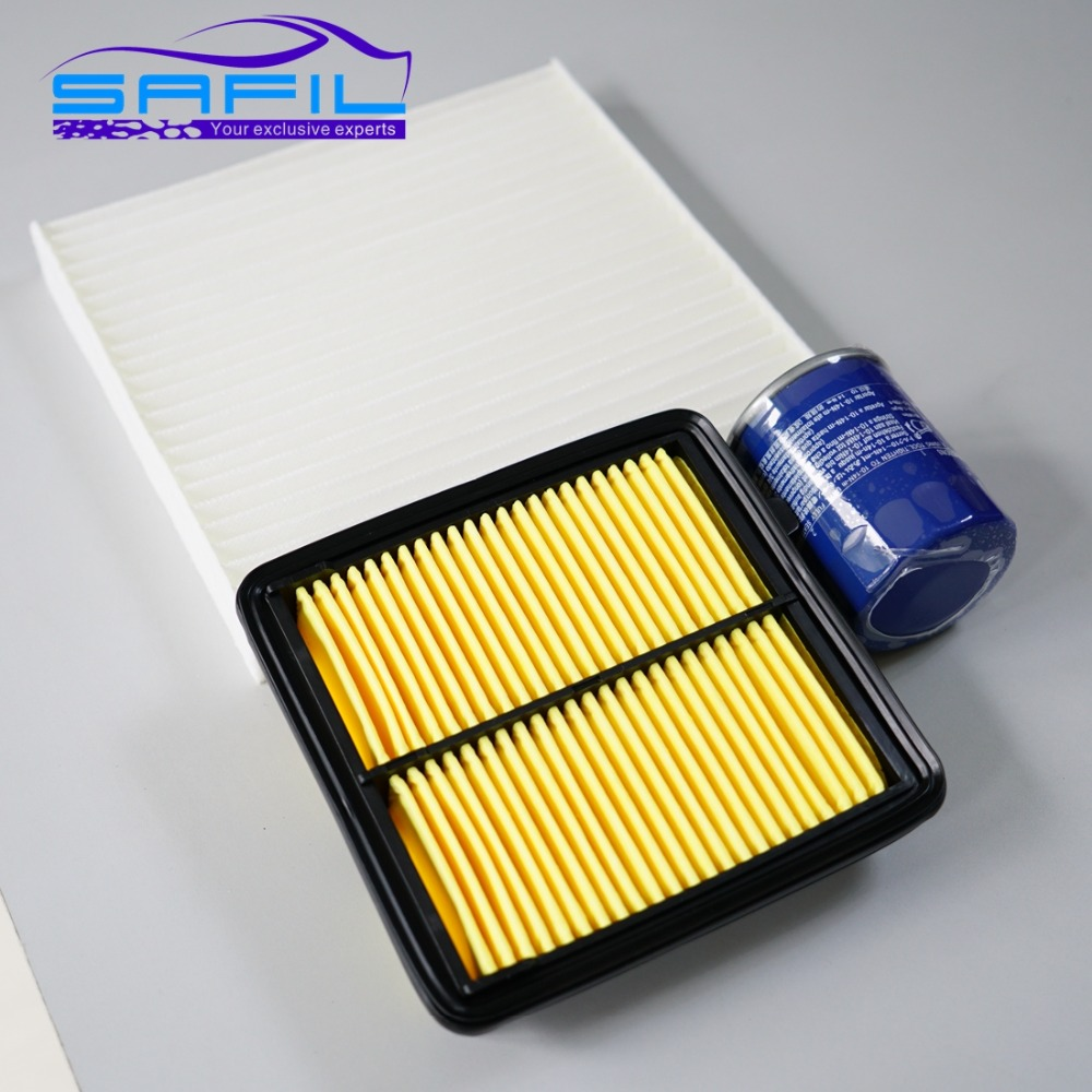 Air fitler cabin fitler oil filter for 2009 2012 honda fit china