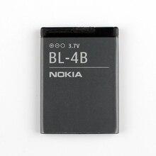 Оригинальный Nokia BL-4B Аккумулятор Для NOKIA 2505 3606 3608 2670 2660 2630 5000 6111 7070 7088 7370 7373 7500 700 мАч