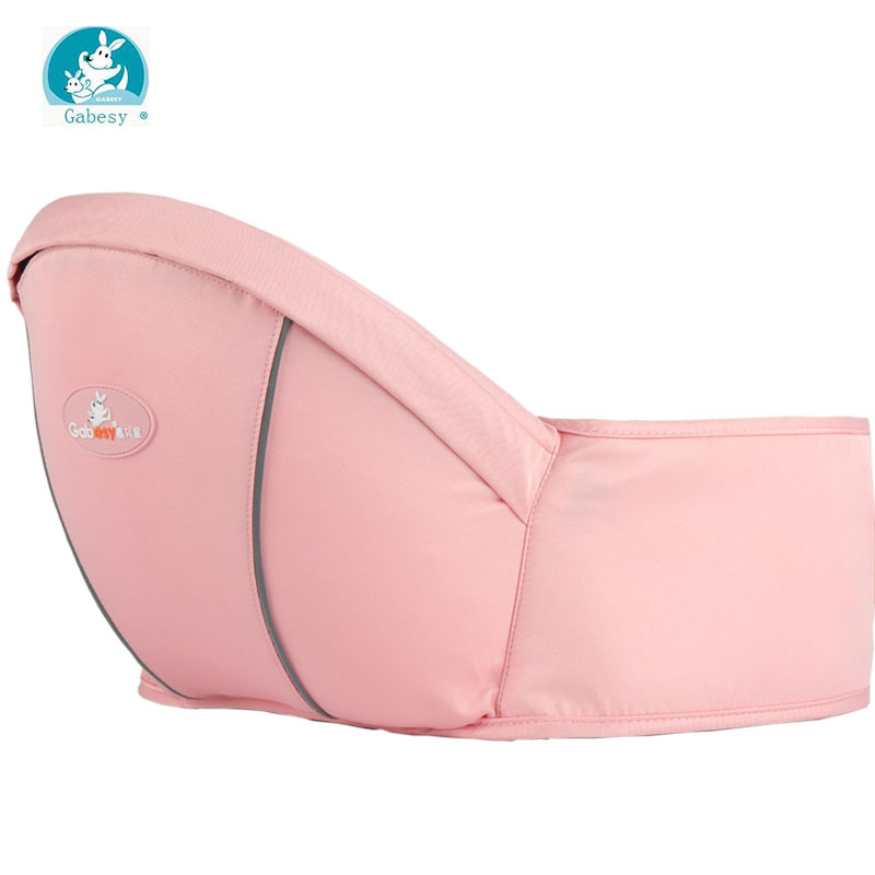 Drop Shipping Hipse A Child's Carrying For  Baby Hipseat Waist Stool Portable Front Facing Ergonomic Baby  Hip Seat Carrier