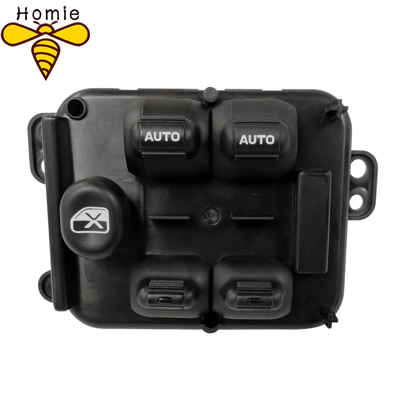 NEW Brand High Quality Front Power Master Window Switch Center Console OEM 56054002AA For 2005 2007