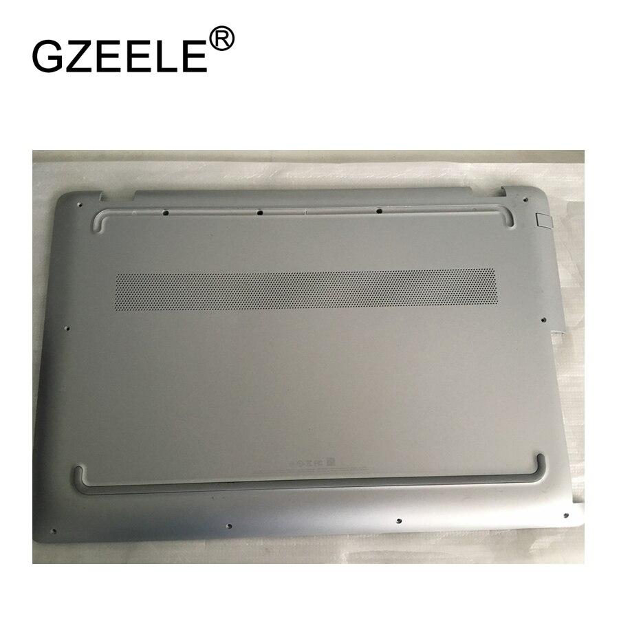 GZEELE New Laptop Bottom Cover For HP Pavilion ENVY M7 U Bottom Case Black D shell 6070B1018401 857829 001