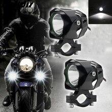 Модернизированный дорожный велосипед XML T6 Led 10 Вт Входная Фара Водонепроницаемый E-Bike Передний фонарь для E-Bike Moto