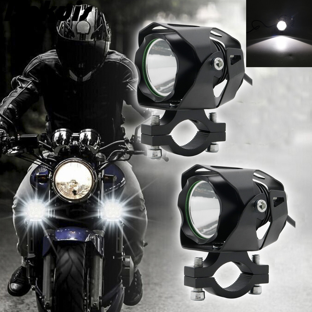 Newly Upgraded Road Bike XML T6 Led 10W Input Headlight Waterproof E- Bike Front Light Flashlight For E-bike Moto