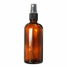 1 шт. 100 мл пустой Янтарный стеклянный флакон с мелким туманом, Заправляемый спрей, косметический контейнер с распылителем, бутылка для макияжа, средство для ухода за кожей-10
