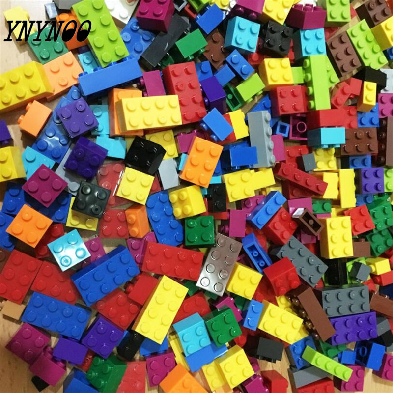 (YNYNOO) DIY Building Blocks 1000pcs Creative Bricks Toys for Children Educational Compatible Bricks brinquedos 2016 new sluban 0502 building blocks 415pcs diy creative bricks toys for children educational bricks brinquedos legeod