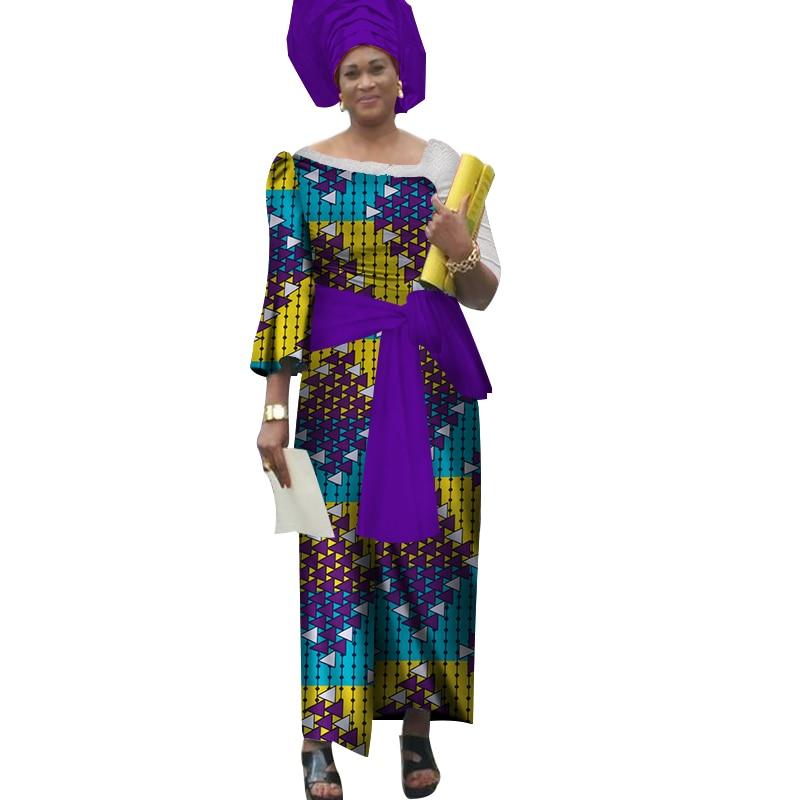 Avec Manches Wy3041 5 1 Dame 9 Africain 14 Bazin 15 Robe Pour 8 Imprimer 6 Poignet Vêtements Riche 3 12 4 Cire Femmes 10 Headtie 13 D'été 21 20 18 17 Dashiki Vêtement 2018 16 11 8UwwT5q