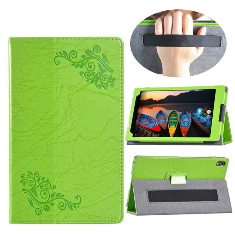 Tab3 8 plus Flip PU Leather Case Shockproof Slim Stand Cases Smart Cover For Lenovo Tab 3 8 Plus P8 TB-8703F Tablet Case Holder ultra thin smart pu leather cover case stand cover case for 2015 lenovo yoga tab 3 8 850f tablet free film free stylus