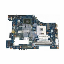 QIWG5_G6_G9 LA-7981P Para Lenovo G480 Placa Madre Del Ordenador Portátil Tarjeta de Vídeo GeForce GT610M 11S900001 HM77 DDR3 1 GB
