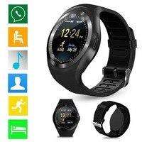 FUNIQUE Digitale Smart Uhr Bluetooth Schlaf-monitor Schrittzähler Touchscreen für IOS Android Digitale Elektronik Wrist Smartwatch