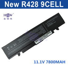rechargeable battery for Samsung R580 R590 R700 R718 R720 R720-AS02DE R728 R730 R780 R780-JT01 RF500 RF511 RF511-S01 S03 7800mah laptop battery for samsung r520 r522 r523 r538 r540 r580 r620 r718 r720 r728 r730 r780 rc410 rc510 rc512 rc710 rc720