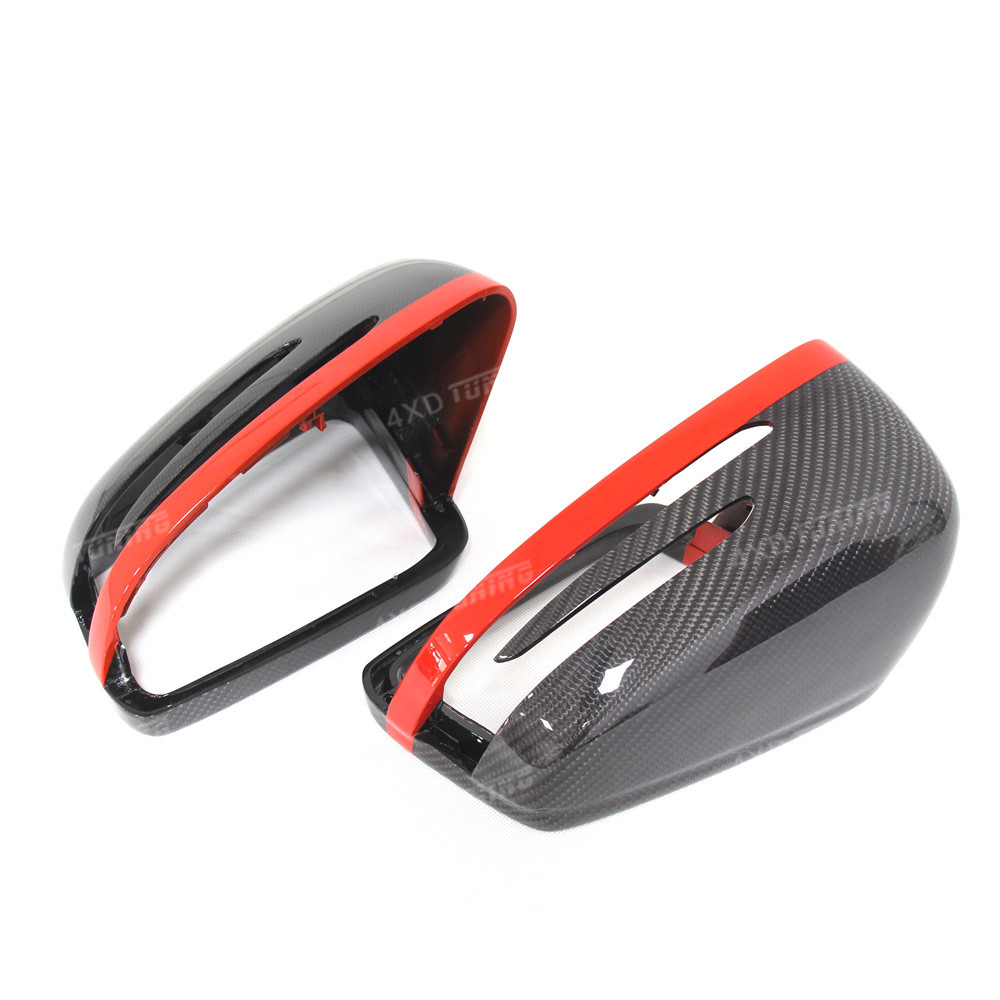 1:1 Replacement For Mercedes W204 Mirror Cover A B C E S CLS Class W207 W212 W176 W218 Carbon Fiber Rear View caps Mirror Cover e class w212 carbon fiber side mirror cover rear view mirror caps for benz w212 e350 e550 e200 sedan 2010 2012