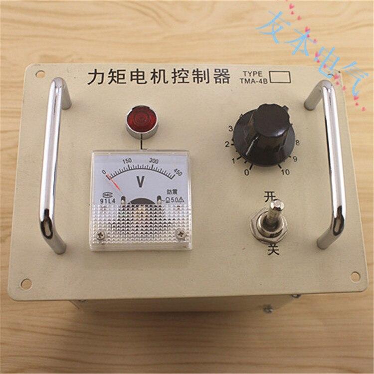 Torque Motor Controller 6A Three-phase Motor Governor TMA-4B 380VTorque Motor Controller 6A Three-phase Motor Governor TMA-4B 380V
