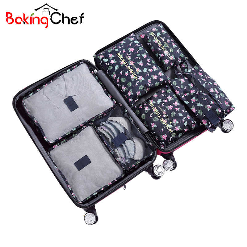 efa03fbbb862 Detail Feedback Questions about BAKINGCHEF 7 Pcs/Set Travel Storage ...