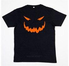 Brand T Shirt 2018 Fashion 100% Cotton Men Crew Neck Halloween Monster Short-Sleeve Tee