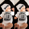 Baby Long/Short Sleeve Romper Newborn Baby Girl Boy Autumn Summer Romper Casual Print Letters Romper Jumpsuit Outfits