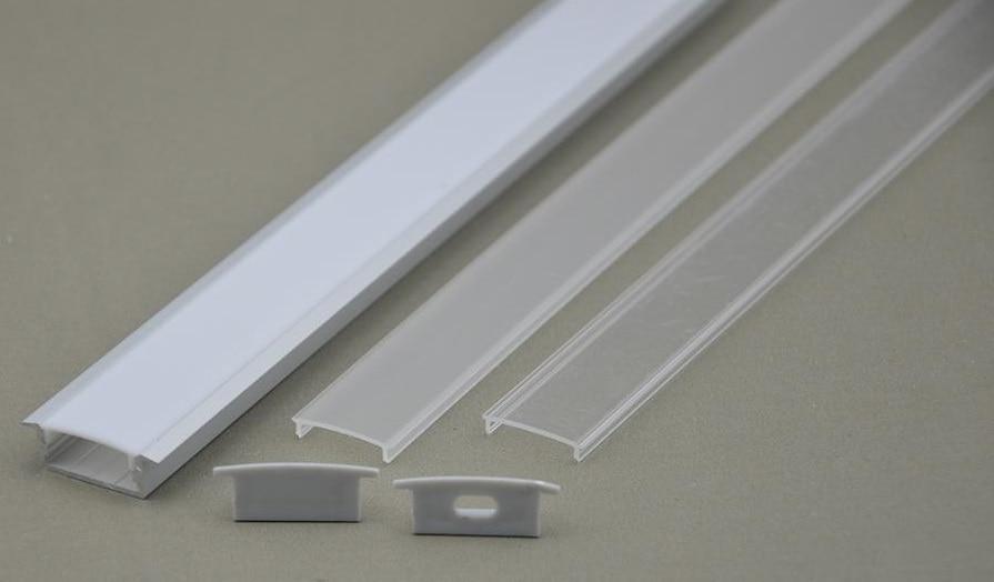 Flush Mount ալյումինե LED հարմարանքների - Լուսավորության պարագաներ - Լուսանկար 2