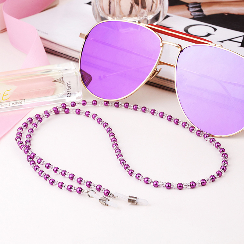 10pc Eyeglasses Cord spectacle sunglasses eyewear chain reading glasses holder 6 different colors for options SS45-PIFA