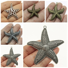 Starfish Necklaces Pendants Mix Decoration Charms For Jewelry Making Diy Craft Supplies Handmade Gift