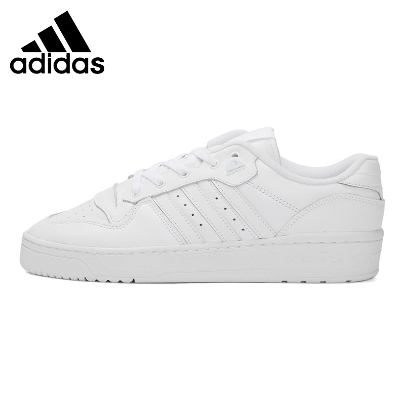 Original New Arrival Adidas Originals RIVALRY LOW Men's Skateboarding Shoes Sneakers